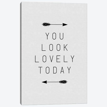 You Look Lovely Today Arrow Canvas Print #ORA243} by Orara Studio Canvas Art Print