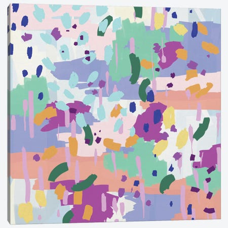 Oil Abstract I 3-Piece Canvas #ORA282} by Orara Studio Canvas Art Print