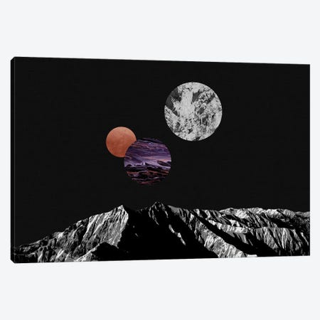 Space I Canvas Print #ORA296} by Orara Studio Canvas Print