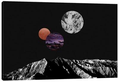 Space I Canvas Art Print