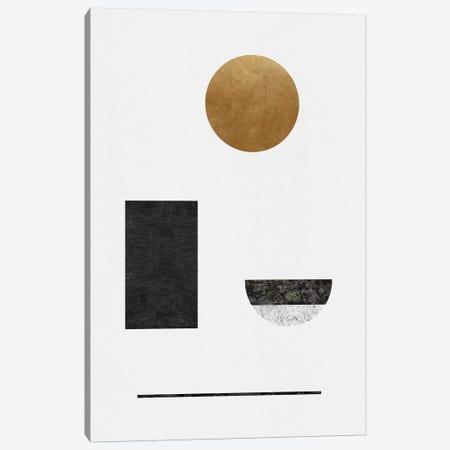 Abstract Geometric I Canvas Print #ORA304} by Orara Studio Art Print