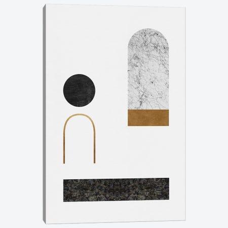 Abstract Geometric II Canvas Print #ORA305} by Orara Studio Art Print