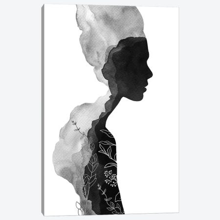 Her Canvas Print #ORA314} by Orara Studio Canvas Wall Art