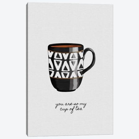 You Are So My Cup Of Tea Canvas Print #ORA337} by Orara Studio Canvas Artwork
