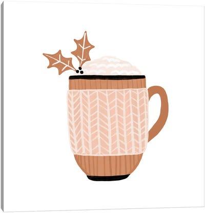Christmas Drink Canvas Art Print