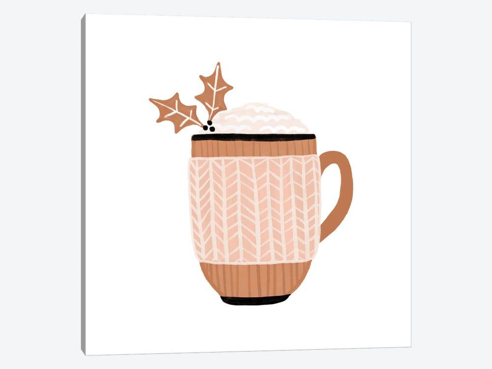 Christmas Drink by Orara Studio 1-piece Canvas Print