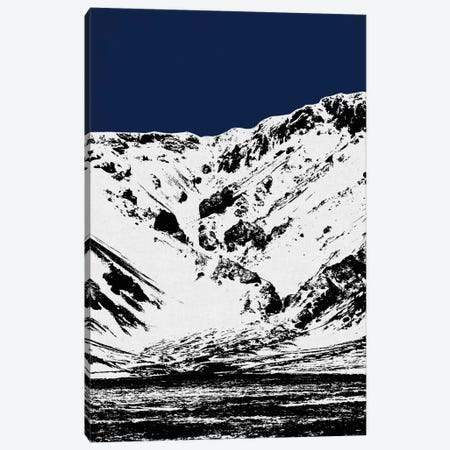 Blue Mountain II Canvas Print #ORA34} by Orara Studio Canvas Art Print