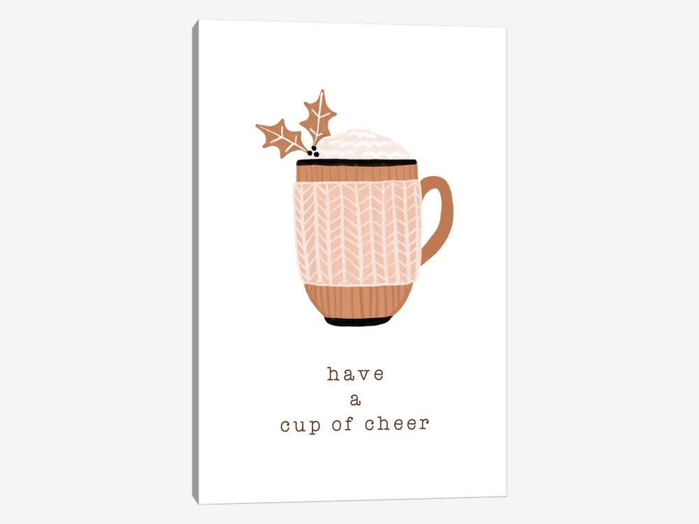Have A Cup Of Cheer by Orara Studio 1-piece Canvas Print
