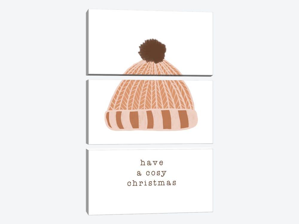 Have A Cosy Christmas by Orara Studio 3-piece Art Print