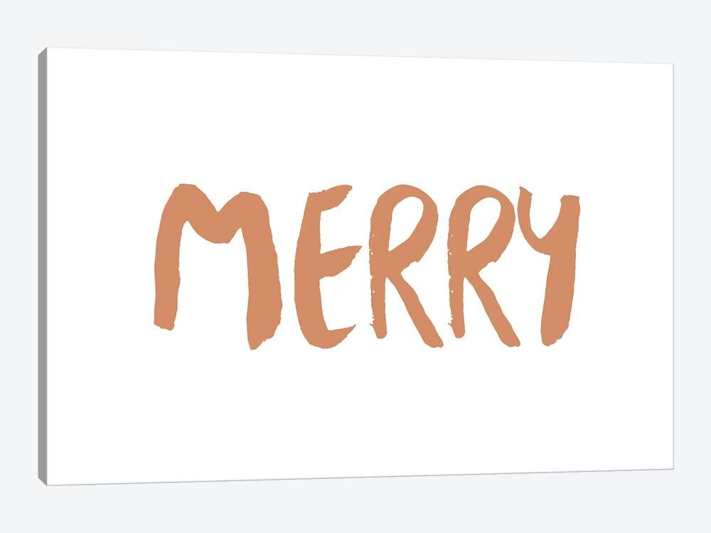 Merry by Orara Studio 1-piece Canvas Art