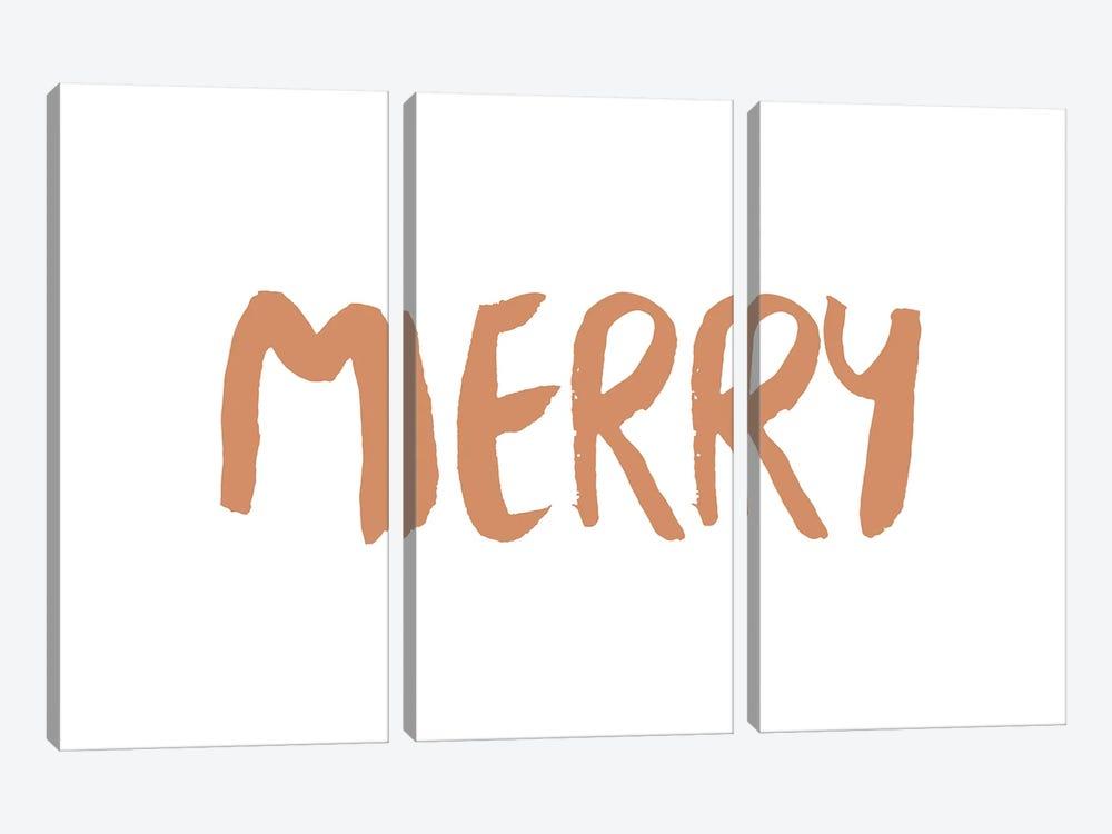 Merry by Orara Studio 3-piece Canvas Wall Art