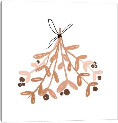 Mistletoe Canvas Art Print