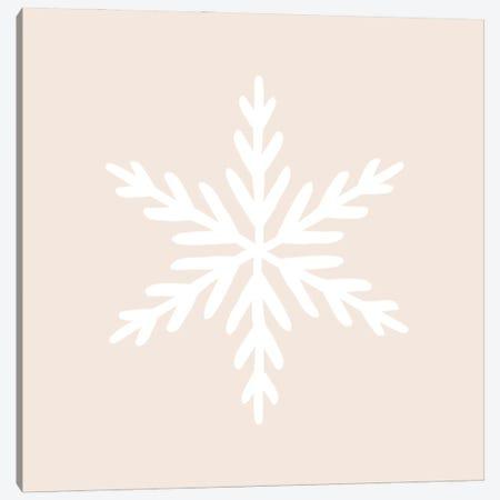 Snowflake Canvas Print #ORA379} by Orara Studio Art Print