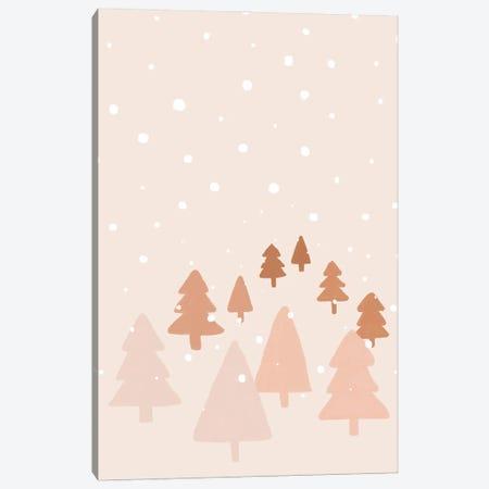 Winter Forest Canvas Print #ORA384} by Orara Studio Canvas Art Print