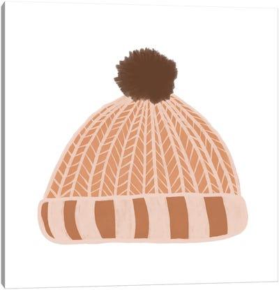 Wooly Hat Canvas Art Print