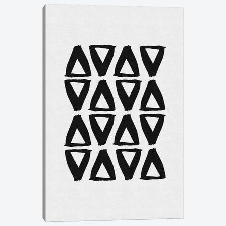 B&W Abstract II Canvas Print #ORA4} by Orara Studio Canvas Print