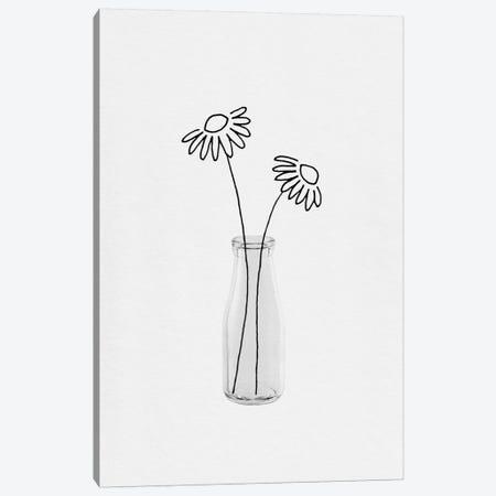 Flower Still Life II Canvas Print #ORA71} by Orara Studio Canvas Artwork