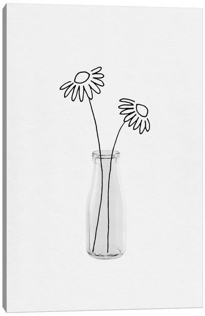 Flower Still Life II Canvas Art Print