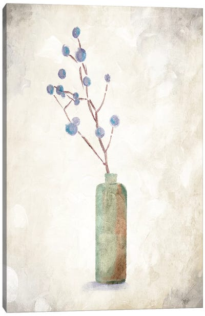 The Only Plant Canvas Art Print
