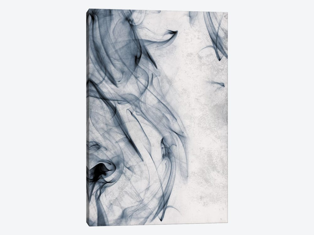 Smoke Blue by On Rei 1-piece Canvas Print