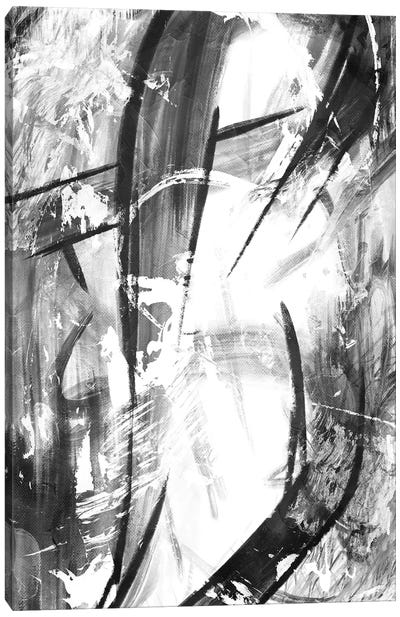 Sting Canvas Art Print