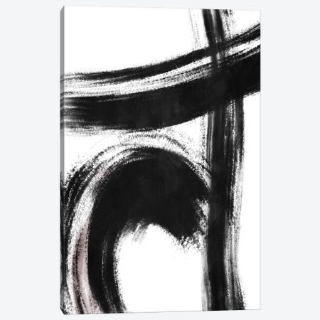Strokes I Canvas Print #ORE29} by On Rei Canvas Print