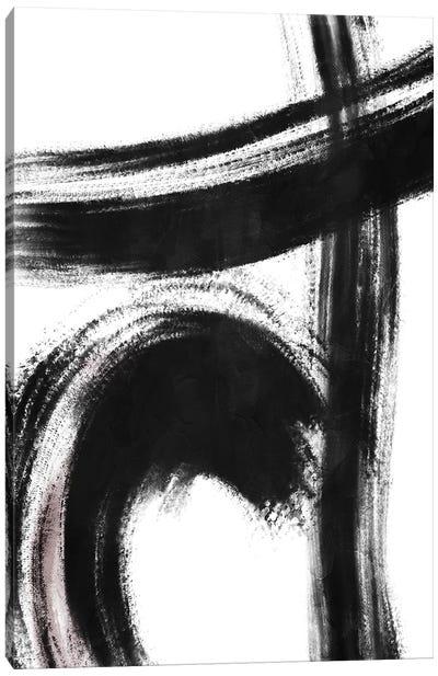 Strokes I Canvas Art Print
