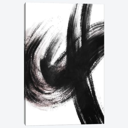Strokes II Canvas Print #ORE30} by On Rei Canvas Art