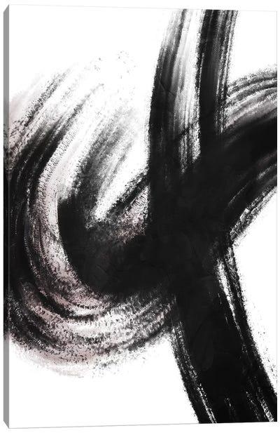 Strokes II Canvas Art Print