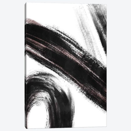 Strokes III Canvas Print #ORE31} by On Rei Canvas Artwork
