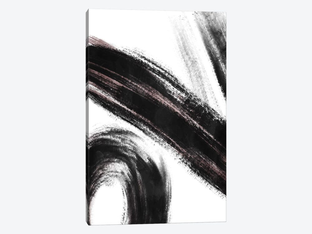 Strokes III by On Rei 1-piece Canvas Wall Art