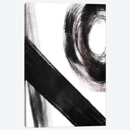 Strokes IV Canvas Print #ORE32} by On Rei Canvas Artwork