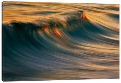 Rising Wave Canvas Art Print