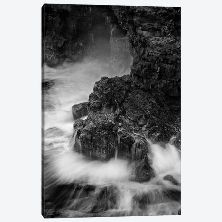 Volcanic Shoreline Canvas Print #ORI43} by David Orias Canvas Print