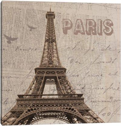 Paris I Canvas Print #ORL103