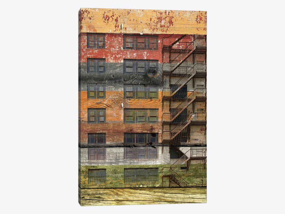 Building III 1-piece Art Print