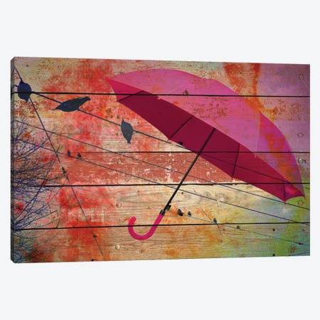 Summer Day II Canvas Print #ORL113} by Irena Orlov Canvas Artwork