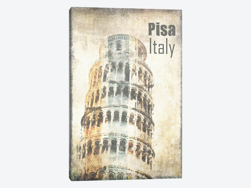Tower Of Pisa by Irena Orlov 1-piece Art Print