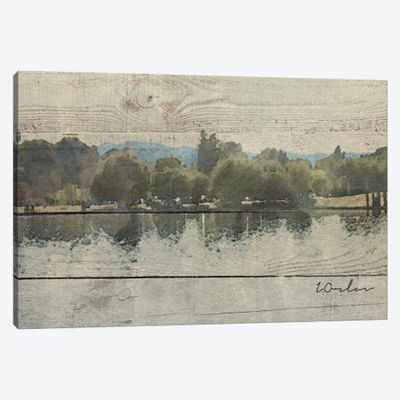 Twilight Majesty Canvas Print #ORL117} by Irena Orlov Canvas Print
