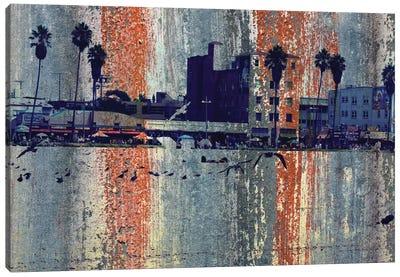 Venice Beach, Los Angeles Canvas Print #ORL119