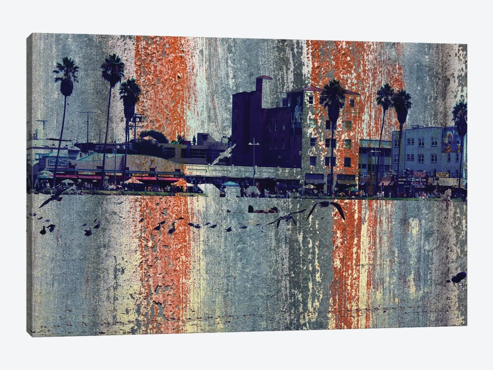Venice Beach, Los Angeles by Irena Orlov 1-piece Canvas Wall Art