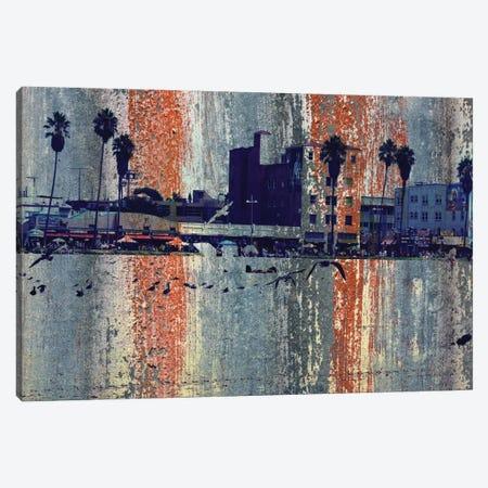 Venice Beach, Los Angeles Canvas Print #ORL119} by Irena Orlov Canvas Wall Art