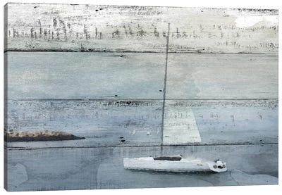 La Barque Neptune Canvas Art Print