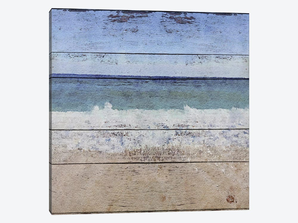Seascape I by Irena Orlov 1-piece Canvas Wall Art