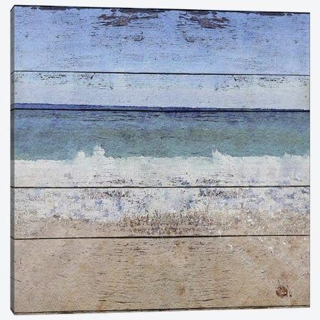 Seascape I Canvas Print #ORL139} by Irena Orlov Canvas Wall Art