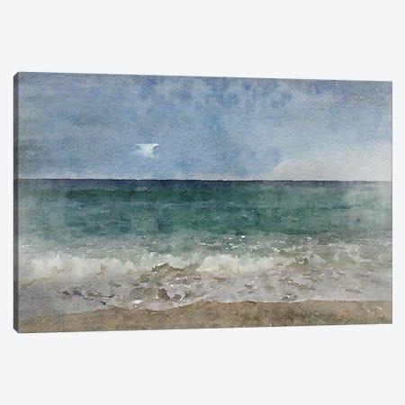 Seascape II Canvas Print #ORL140} by Irena Orlov Art Print