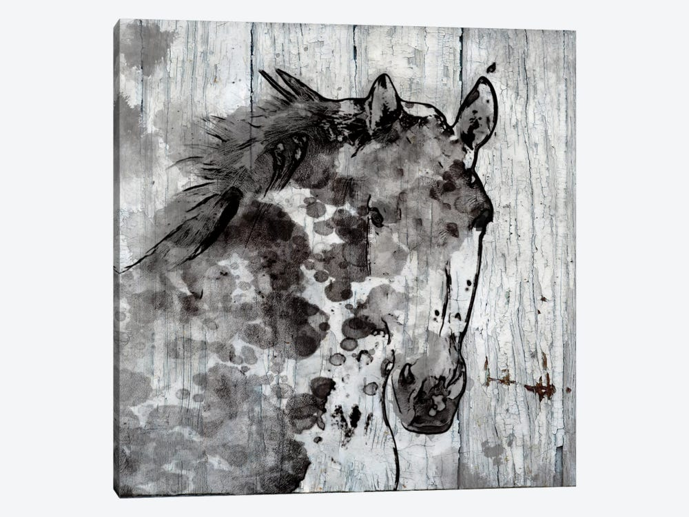 Winter Horse by Irena Orlov 1-piece Canvas Wall Art