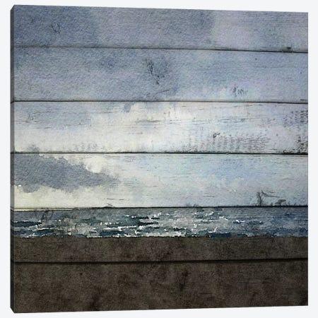 Winter Shadows Canvas Print #ORL145} by Irena Orlov Canvas Wall Art