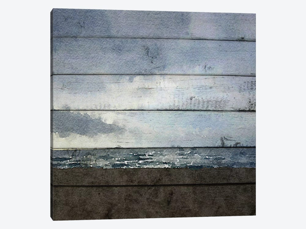 Winter Shadows by Irena Orlov 1-piece Canvas Art Print