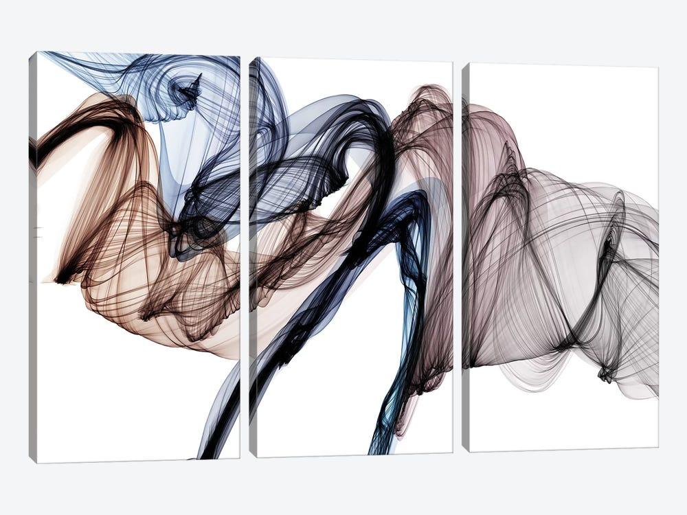 The Invisible World Movement I by Irena Orlov 3-piece Art Print